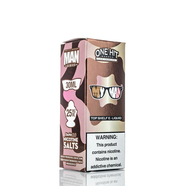 One Hit Wonder Salts - My Man - 30ml