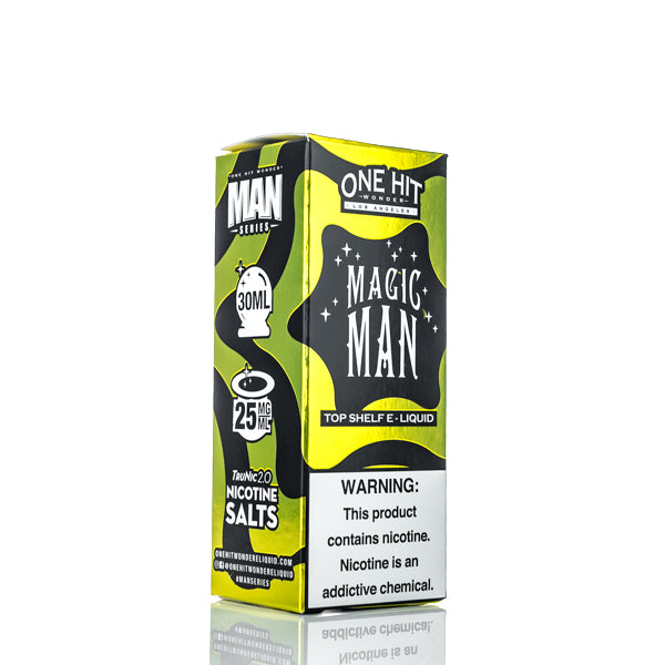 One Hit Wonder Salts - Magic Man - 30ml
