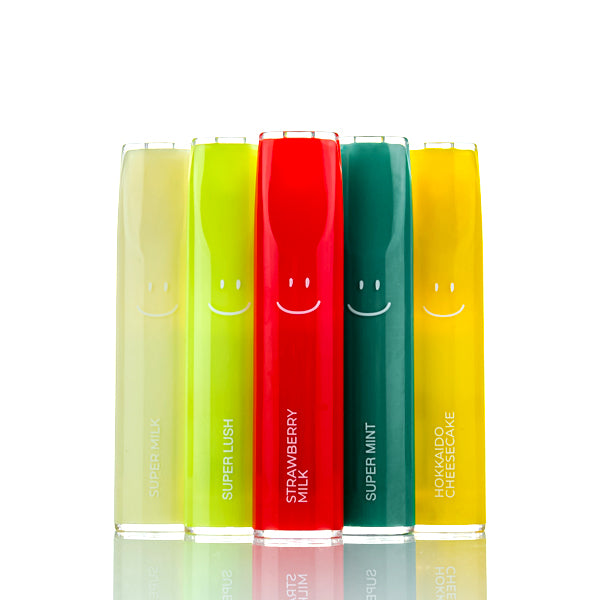 SuperGood Bar Disposable Vaporizer