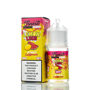 Finest SaltNic E-Liquid - Lemon Lush - 30ml