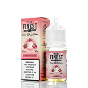 Finest SaltNic Creme De La Creme E-Liquid - Strawberry Custard - 30ml