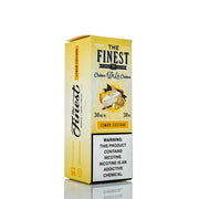 Finest SaltNic Creme De La Creme E-Liquid - Lemon Custard - 30ml