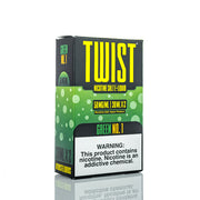 TWST Salt E Liquid - Green No.1 - 60ml