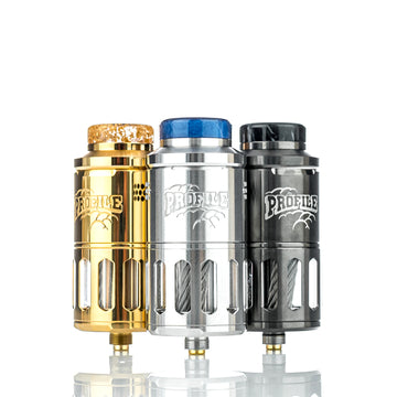 Wotofo X Mr.Justright1 Profile - Best RDTA tank