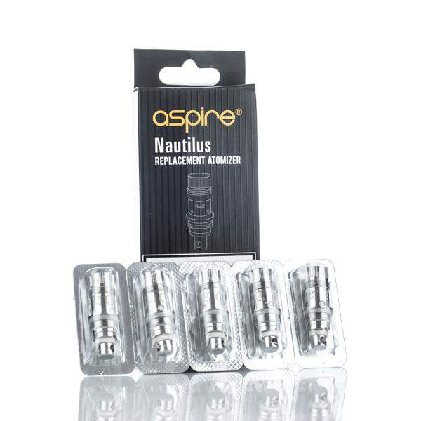 Aspire Replacement Coil Aspire Nautilus BVC Replacement Coil (Pack of 5)