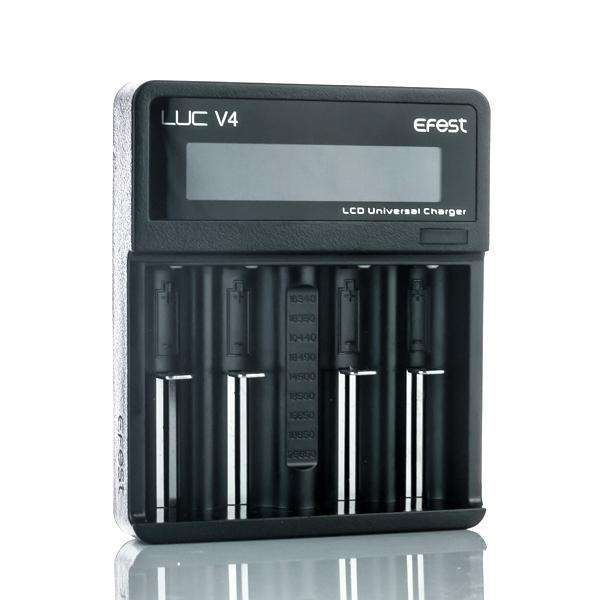 Efest Accessory Default Title Efest LUC V4 Universal Battery Charger (4 Ways)