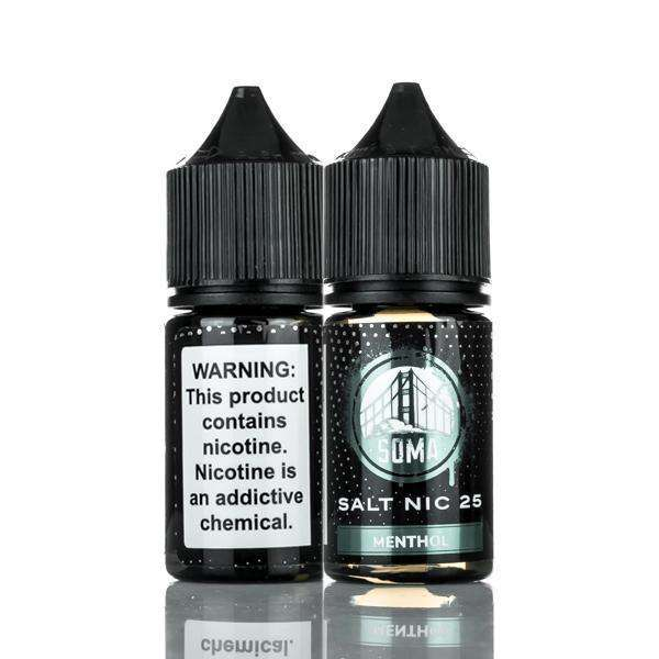 Frisco Vapor Nicotine Salt E Liquid 25mg Frisco Vapors Salts - SOMA - 30ml