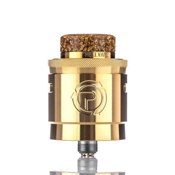 Hellvape Rebuildable Gold Hellvape x SMM Passage 24MM BF RDA