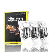 HorizonTech Replacement Coil Pack of 3 - 0.16 ohm M1+ HorizonTech Falcon King Replacement Mesh Coils