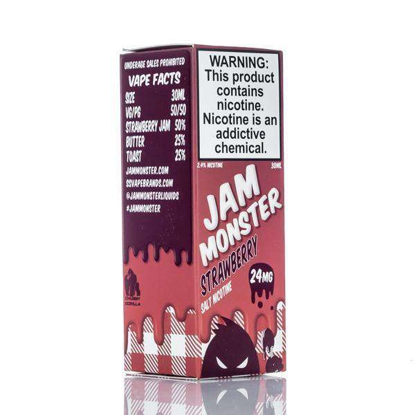 Jam Monster Salts - Strawberry Jam - 30ml