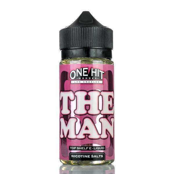 One Hit Wonder E Liquid E Liquid 0mg One Hit Wonder E-Liquid - The Man - 100ml