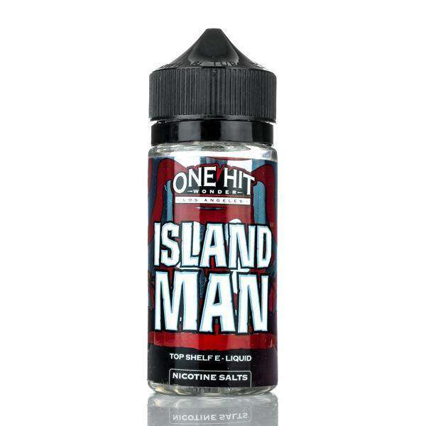 One Hit Wonder E Liquid E Liquid 0mg One Hit Wonder - Island Man - 100ml