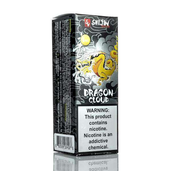 Shijin Vapor E Liquid 0mg Shijin Vapor - Dragon Cloud - 100ml