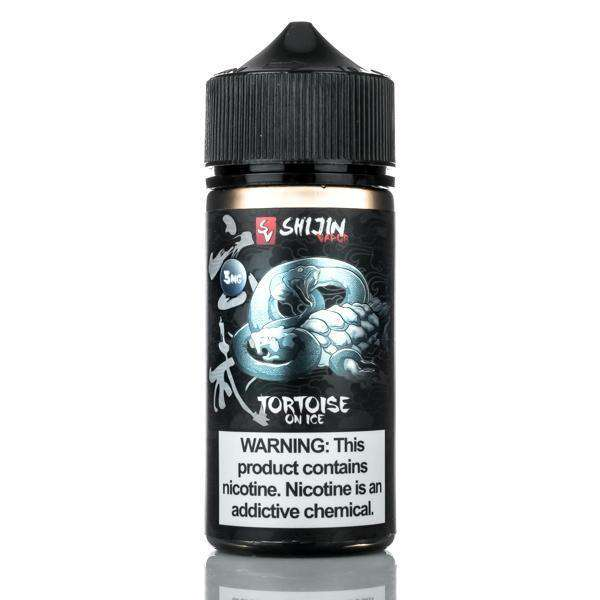 Shijin Vapor E Liquid 0mg Shijin Vapor - Tortoise on Ice - 100ml