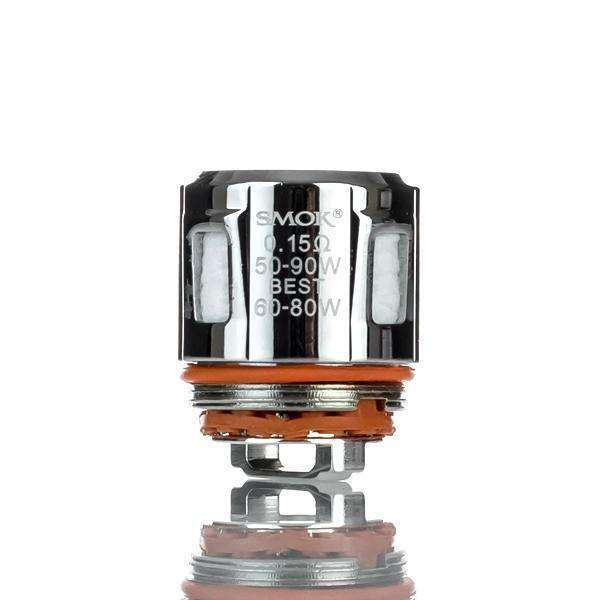 SMOK Replacement Coil SMOKtech TFV8 Baby Beast Replacement Coil - Pack of 5 - 0.15 ohm V8 Baby X4 Replacement Coils SMOK TFV8 Baby Beast Replacement Coil