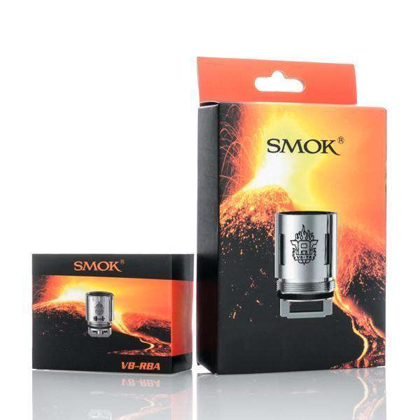 SMOK Replacement Coil One Coil - V8 Turbo RBA Head SMOK TFV8 Replacement Coil
