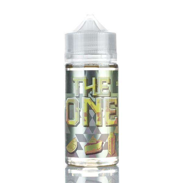 The One E-Liquid E Liquid 0mg The One E-Juice - Lemon Crumble Cake - 100ml