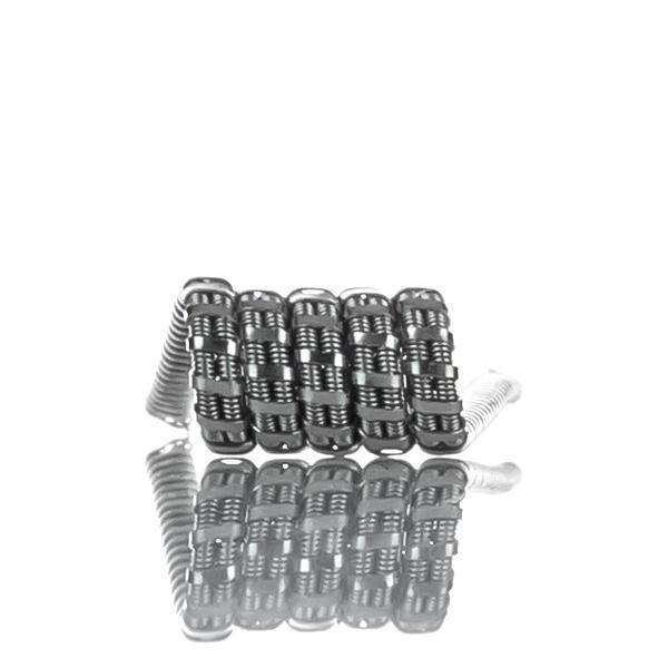Wotofo Accessory Pack of 10 - Braided Wotofo Prebuilt Coils