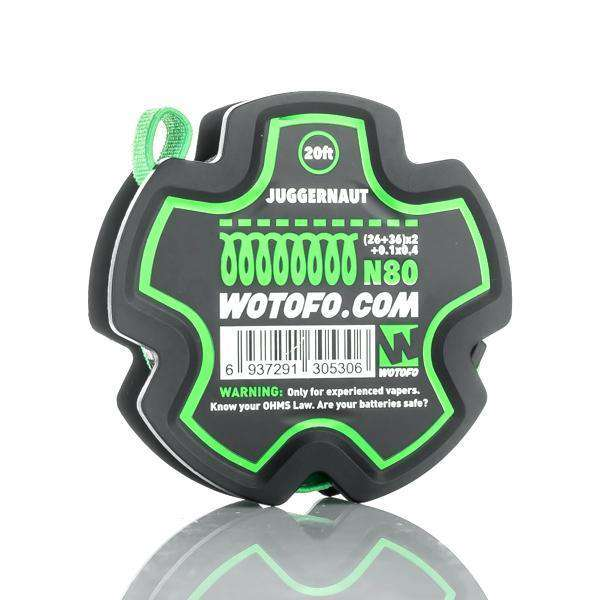 Wotofo Accessory Braided Wotofo Prebuilt Specialty Wire Spool - 20 Feet
