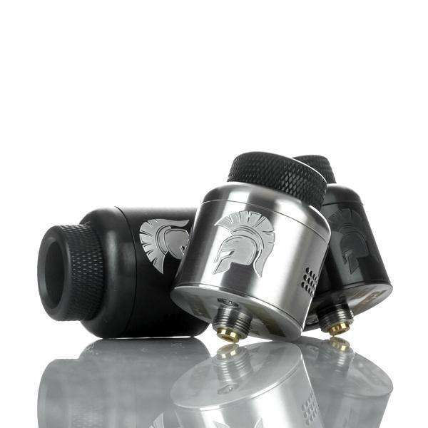 Wotofo Rebuildable Black Wotofo x JMT Elite Warrior 25mm BF RDA