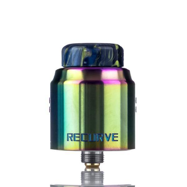 Wotofo Rebuildable Rainbow Wotofo x Mike Vapes Recurve Dual 24mm BF RDA