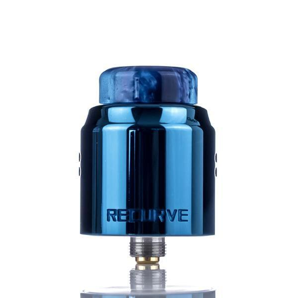 Wotofo Rebuildable Blue Wotofo x Mike Vapes Recurve Dual 24mm BF RDA