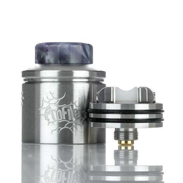Wotofo Rebuildable Blue Wotofo x Mr.JustRight1 Profile 24mm BF RDA