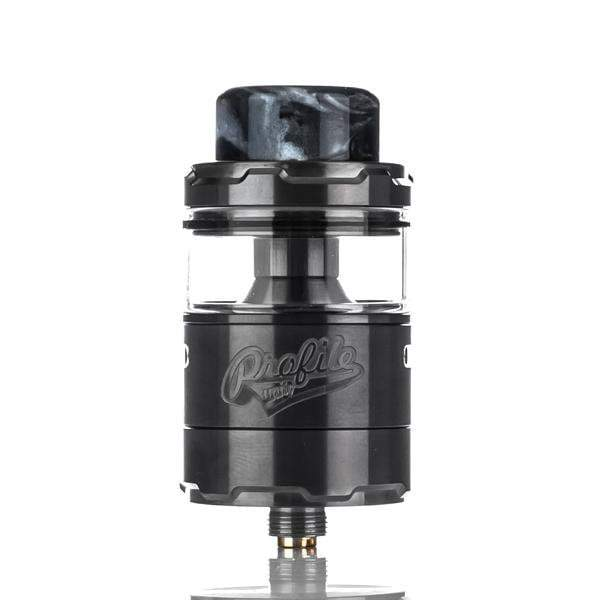 Wotofo Rebuildable Gunmetal Wotofo x Mr.JustRight1 x TVC Profile Unity 25mm RTA