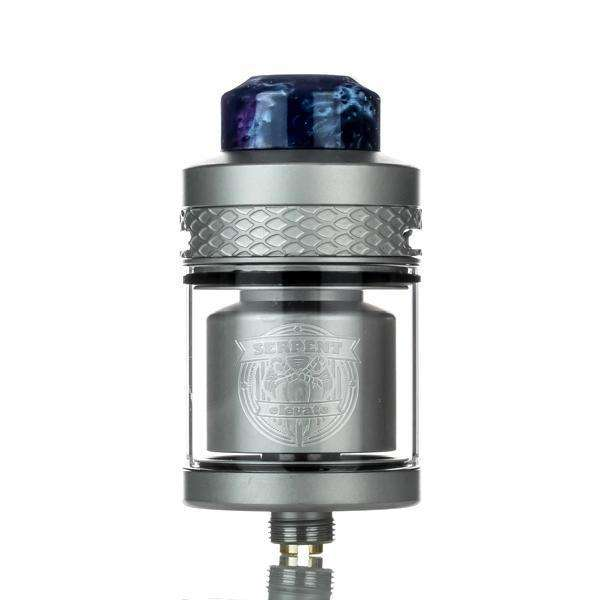 Wotofo Rebuildable Black Wotofo x Suck My Mod Serpent Elevate 24mm RTA