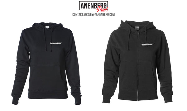 Mens Zip-Up Outboard Mafia Hoodie