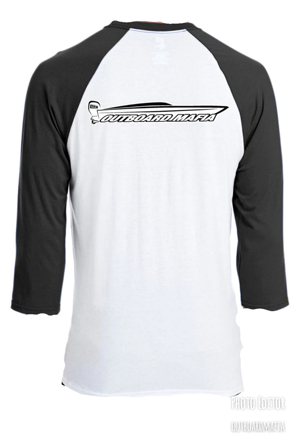 Blowout sale Outboard Mafia 3/4 Sleeve Mens tee