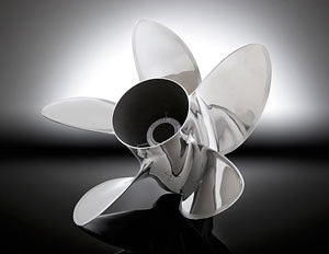 Cutting Edge Series III 5 Blade Labbed Propeller