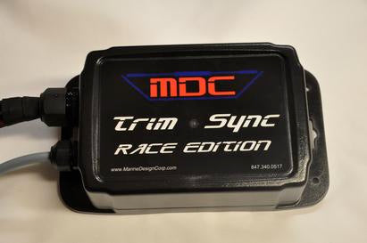 TrimSync RACE For Stern Drive Applications