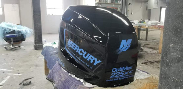 Mercury Optimax 200/225/250xs Alien Direct Replacement Performance Cowling