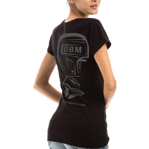 "Womens OBM ""Outboard"" T-shirt"
