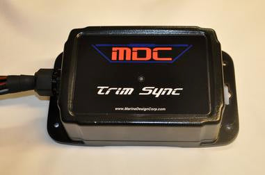 TrimSync Standard For Stern Drive Applications