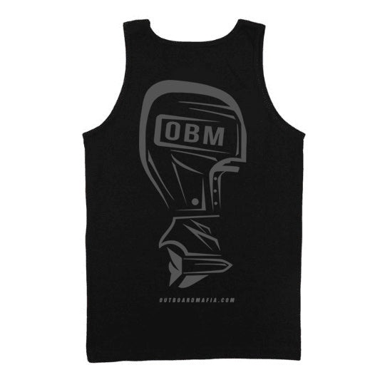 "Mens OBM ""Outboard"" Tank Top"
