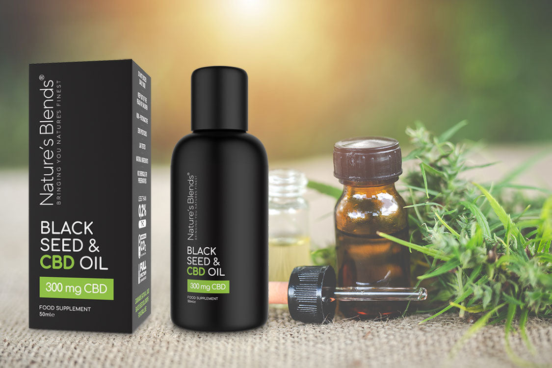 Black seed and cbd oil