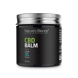 A 30ml tub of 900mg hemp cbd balm by natures blends