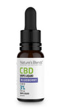 CBD E-Liquid | Blueberry | 300mg | 10ml
