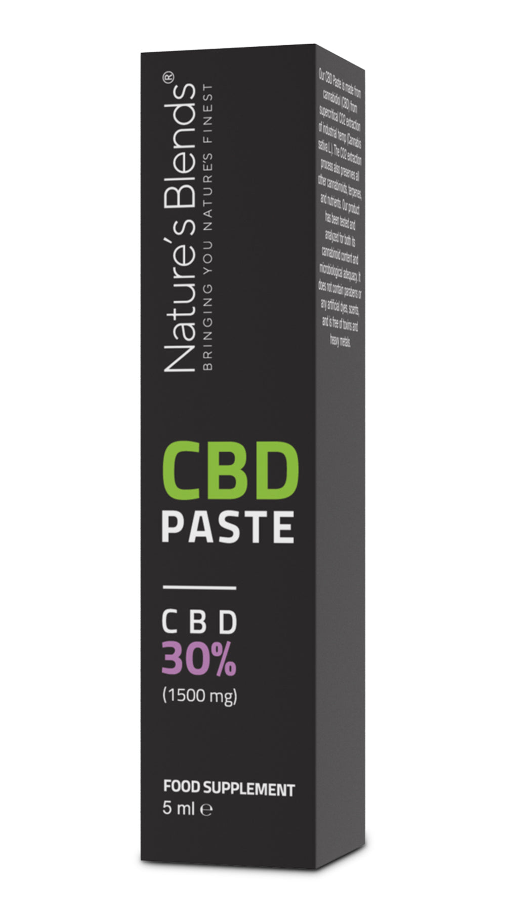 CBD PASTE 30% | 1500mg | 5ml