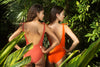 Sienna One Piece - Fire Coral