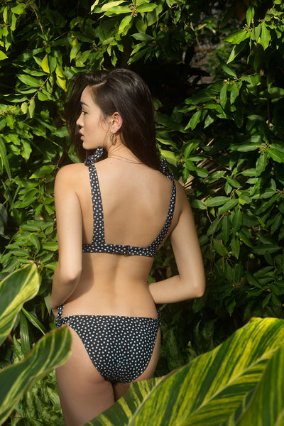 Sadie Bottom - Stella Print in Black