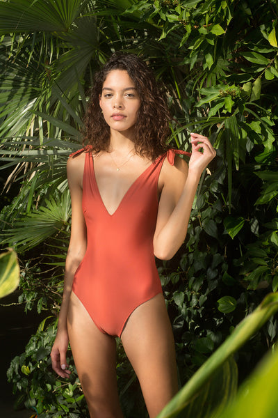 Sienna One Piece - Cedar