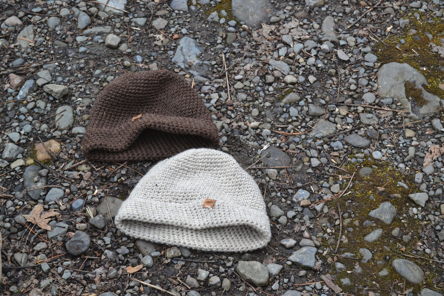 How to wash a wool knit cap