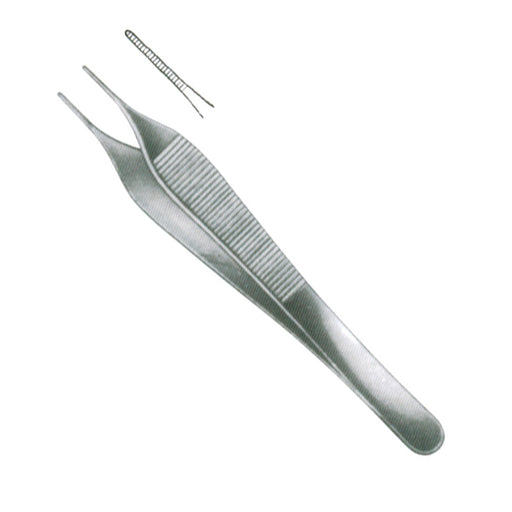Adson Dressing Forceps with serrated tips