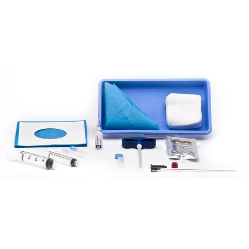 Bone Marrow Procedure Tray, includes J Needle