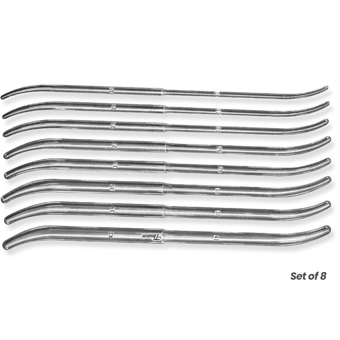 Pratt Uterine Dilators