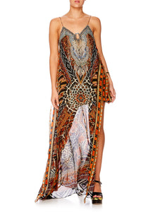 DAWN OF TIME U RING LONG DRESS