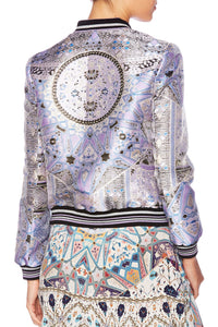 TALES OF TATIANA BOMBER JACKET